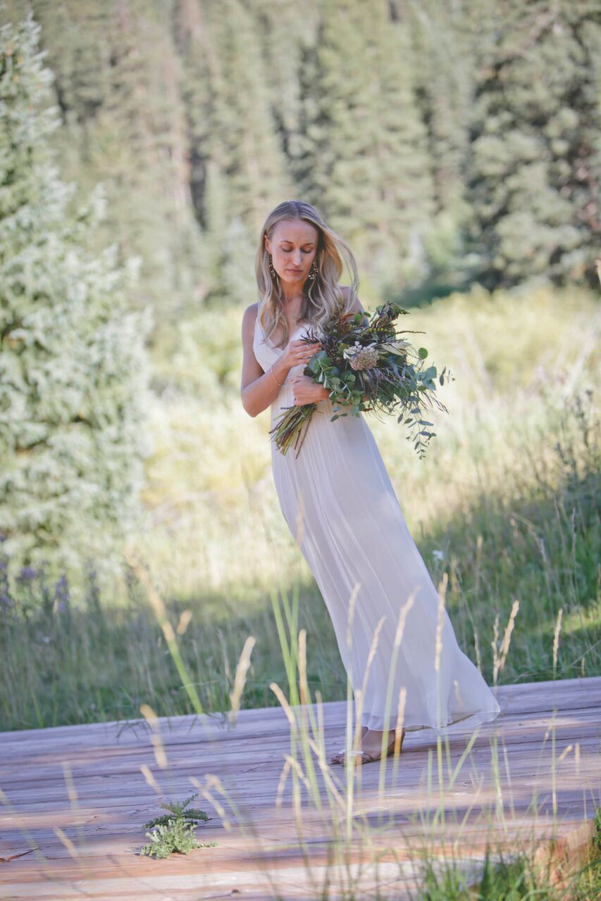 Amy & John | Dunton Hot Springs